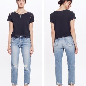 MOTHER The Tomcat Vintage Inspired Jeans